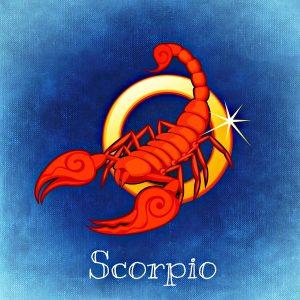 zodiac sign, scorpio