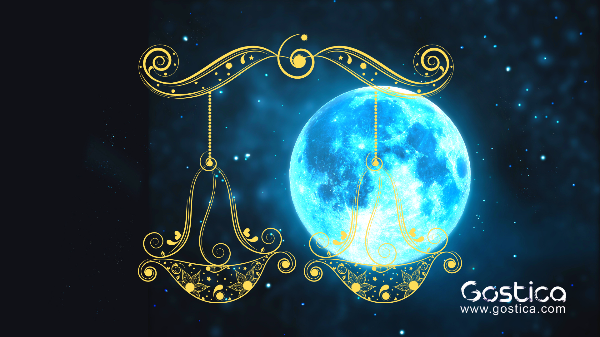 Finding Balance: The Second Libra Full Moon Of 2019